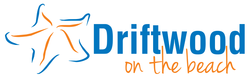 Driftwood on the Beach logo